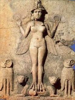 Easter Ishtar