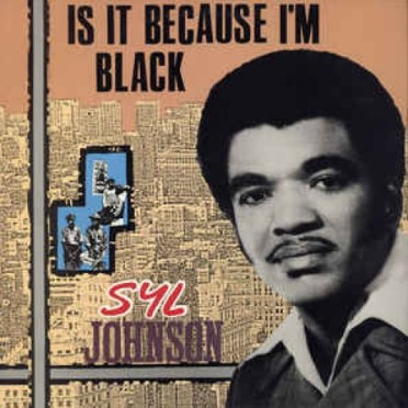 Poster Black syl johnson