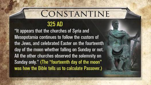 poster easter constantine
