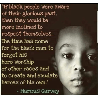 poster marcus if-black-people-were-aware-of-their-glorious-past-then-24119669