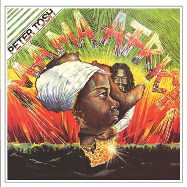 poster peter tosh mama